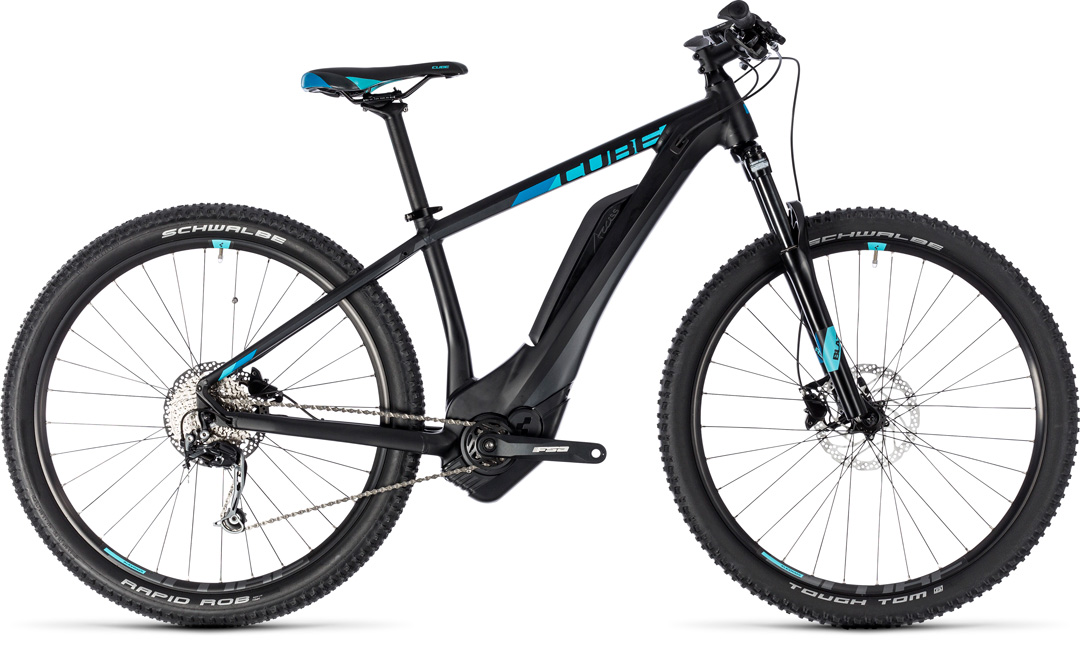 cube access hybrid one 400 blacknaqua 2018
