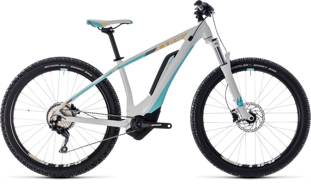 cube access hybrid pro 500 whitenblue 2018