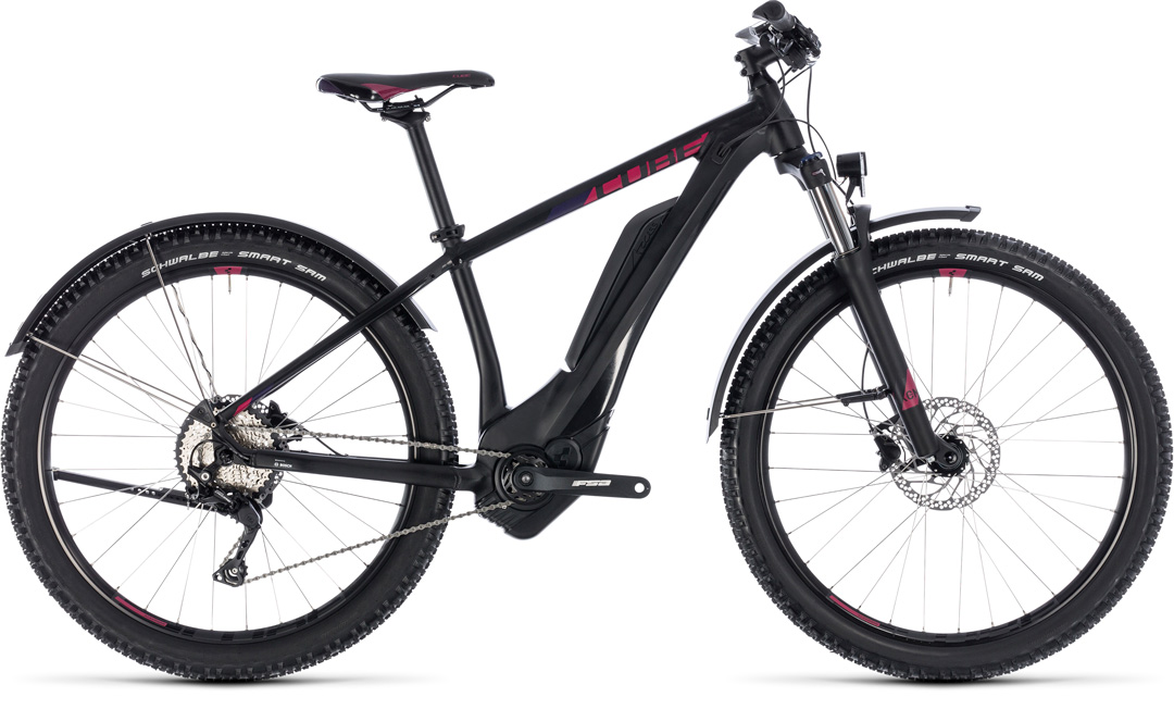 cube access hybrid pro allroad 400 blacknberry 2018