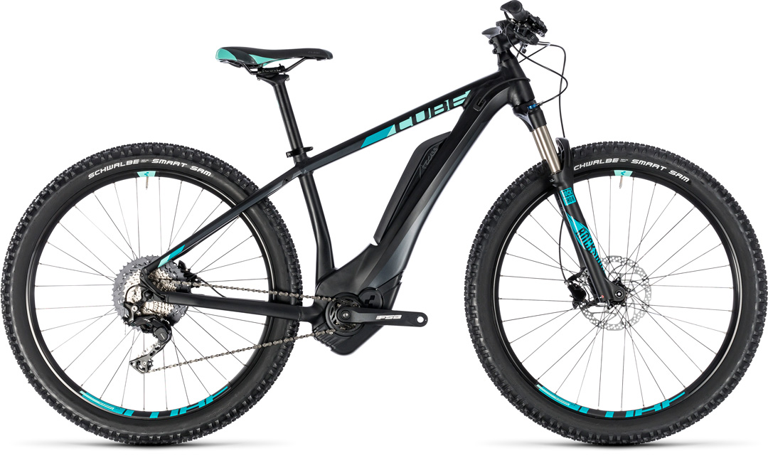 cube access hybrid race 500 blacknmint 2018