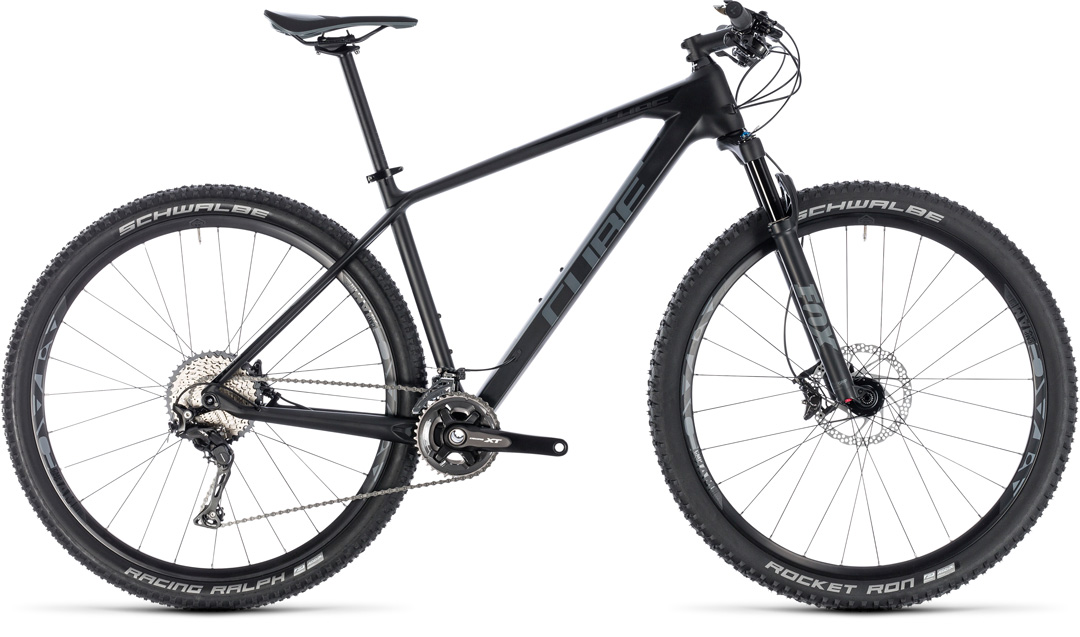 cube reaction c62 race carbonngrey 2018