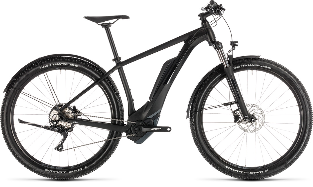 cube reaction hybrid pro 400 allroad 2019