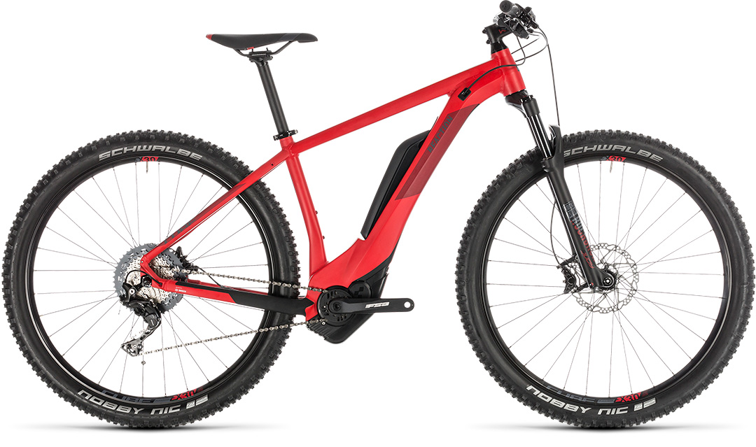 cube reaction hybrid race 500 red n red 2019