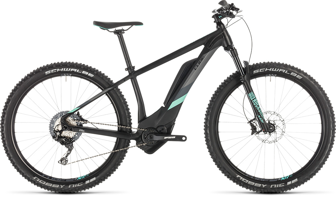 cube access hybrid ws race 500 black n mint 2019