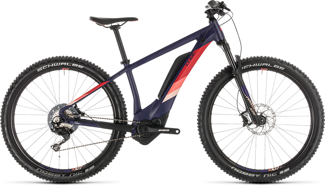 cube access hybrid ws race 500 darkviolet n rose 2019