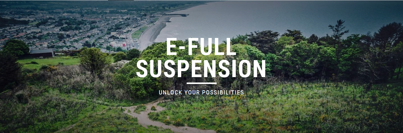 EBIKE FULLSUSPENSION 2021
